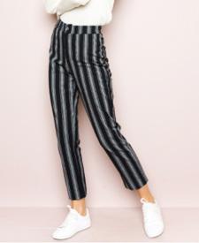 brandy melville manor vevey fashion lined pants