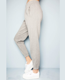 brandy melville manor vevey fashion grey sweatpants