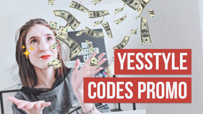 Code promo YesStyle (mis à jour)