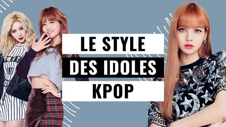 IDOL KPOP Fashion – Quelle idol KPop a le meilleur style ?