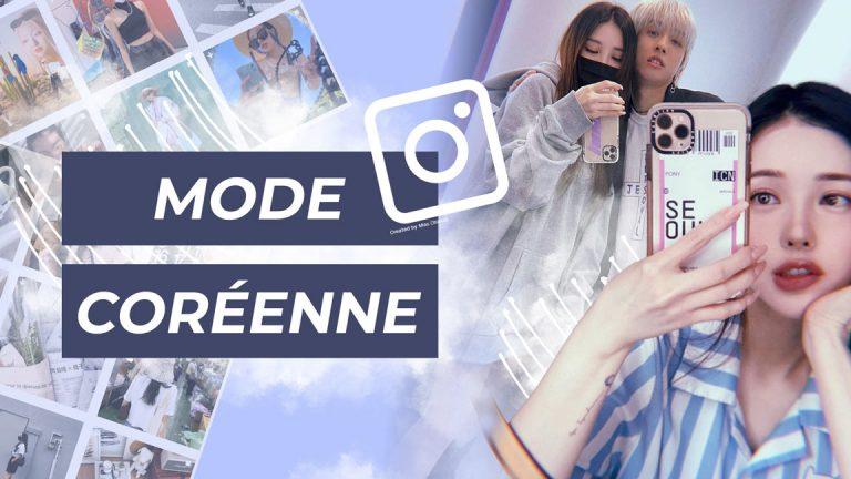 5 Instagrameuses Au Style Coréen – Mode Coréenne Femme