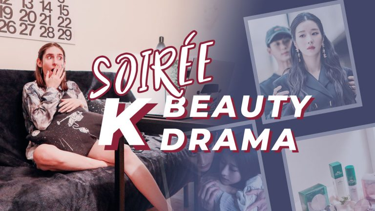 Get Unready With Me Korean Beauty + K Drama Night