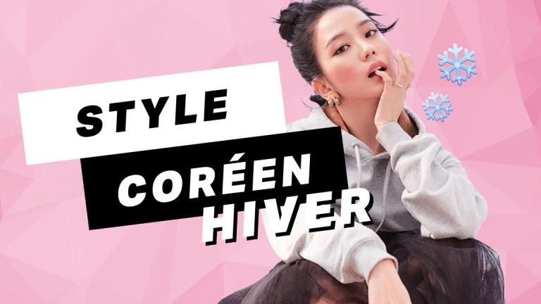 Style coréen en hiver – 5 tendances incontournables en Corée
