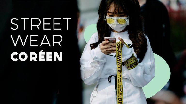 Le guide du streetwear coréen : comment porter ce style ?